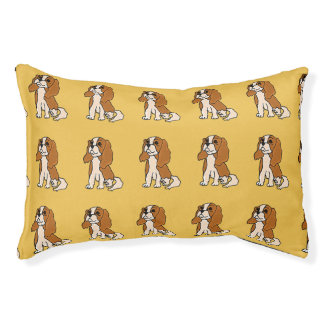 Cavalier King Charles Spaniel Dog Bed