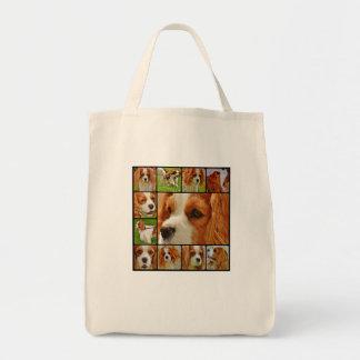 Cavalier King Charles Spaniel Dog Life Tote Bag