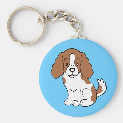 Cavalier King Charles Spaniel Gifts Keychain