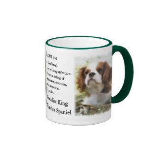 Cavalier King Charles Spaniel Gifts Mugs