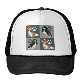 Cavalier King Charles Spaniel Mesh Hats