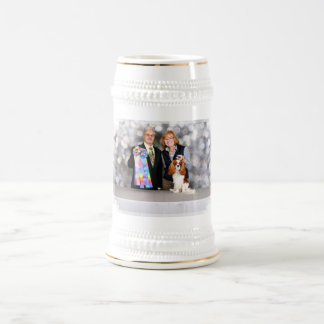 Cavalier King Charles Spaniel - Hudson Beer Stein