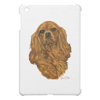 Cavalier King Charles Spaniel Case For The iPad Mini