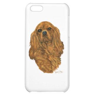 Cavalier King Charles Spaniel iPhone 5C Cases