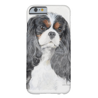 Cavalier King Charles Spaniel IPhone 6 Tri-color Barely There iPhone 6 Case
