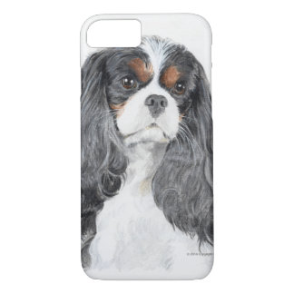 Cavalier King Charles Spaniel iPhone 7 Tri-color iPhone 7 Case