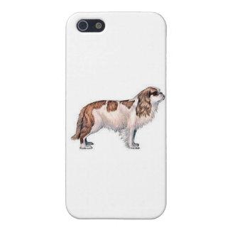 Cavalier King Charles Spaniel iPhone SE/5/5s Case