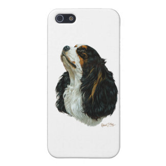 Cavalier King Charles Spaniel iPhone SE/5/5s Cover