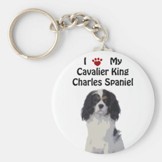 Cavalier King Charles Spaniel Key Chains
