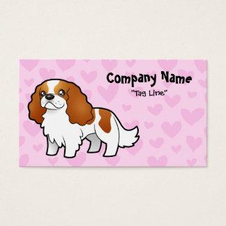 Cavalier King Charles Spaniel Love Business Card