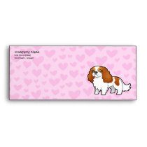 Cavalier King Charles Spaniel Love Envelope
