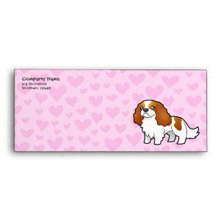 Cavalier King Charles Spaniel Love Envelope