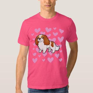 Cavalier King Charles Spaniel Love Shirt