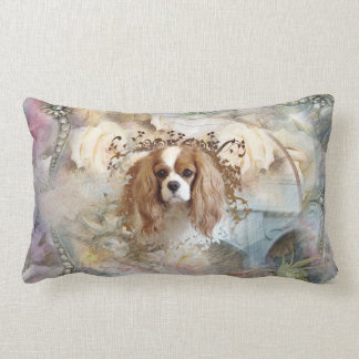 Cavalier King Charles Spaniel Lumbar Pillow