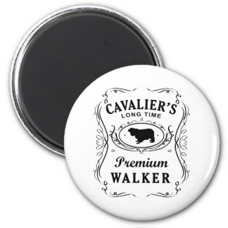 Cavalier King Charles Spaniel 2 Inch Round Magnet