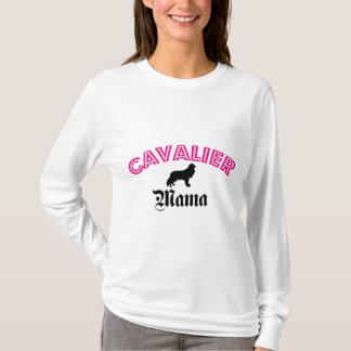 Cavalier King Charles Spaniel Mama T-Shirt