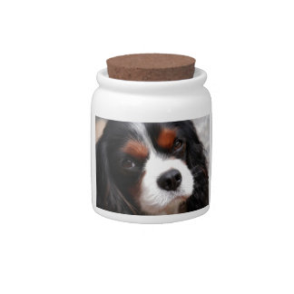 Cavalier King Charles Spaniel Mom Candy Dish