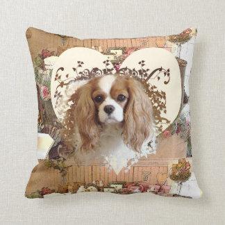 Cavalier King Charles Spaniel Pillows