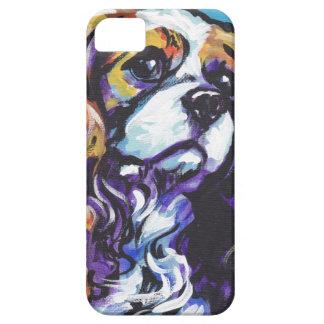 Cavalier King Charles Spaniel Pop Art iPhone Case