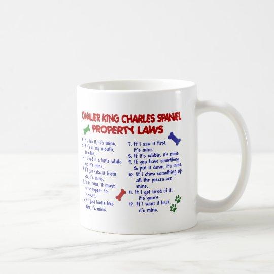 Cavalier King Charles Spaniel Property Laws 2 Coffee