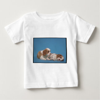 Cavalier King Charles Spaniel Puppies Baby T-Shirt