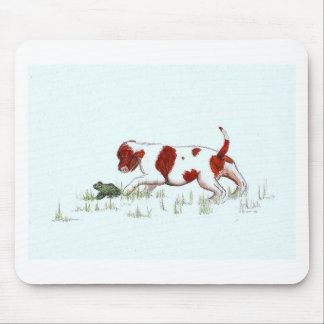 Cavalier King Charles Spaniel  puppy CKC Mouse Pad
