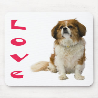 Cavalier King Charles Spaniel Puppy Dog Mousepad