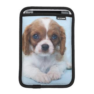 Cavalier King Charles Spaniel Puppy Sleeve For iPad Mini
