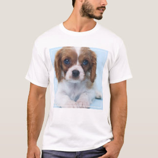 Cavalier King Charles Spaniel Puppy T-Shirt