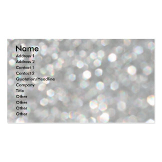 Cavalier King Charles Spaniel - Raven Onyx Double-Sided Standard Business Cards (Pack Of 100)