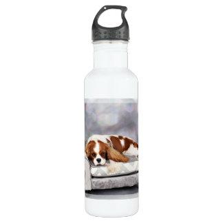 Cavalier King Charles Spaniel - Remington Stainless Steel Water Bottle