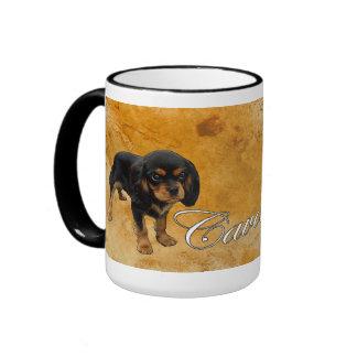 Cavalier King Charles Spaniel Ringer Mug