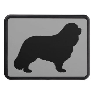Cavalier King Charles Spaniel Silhouette Hitch Cover