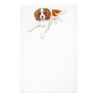 Cavalier King Charles Spaniel Stationery