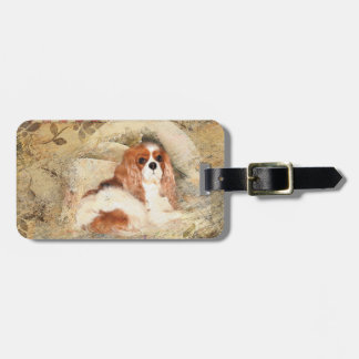 Cavalier King Charles Spaniel Tag For Bags