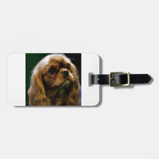 Cavalier King Charles Spaniel Tags For Bags
