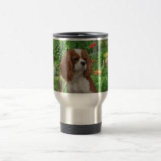 Cavalier King Charles Spaniel Travel Mug