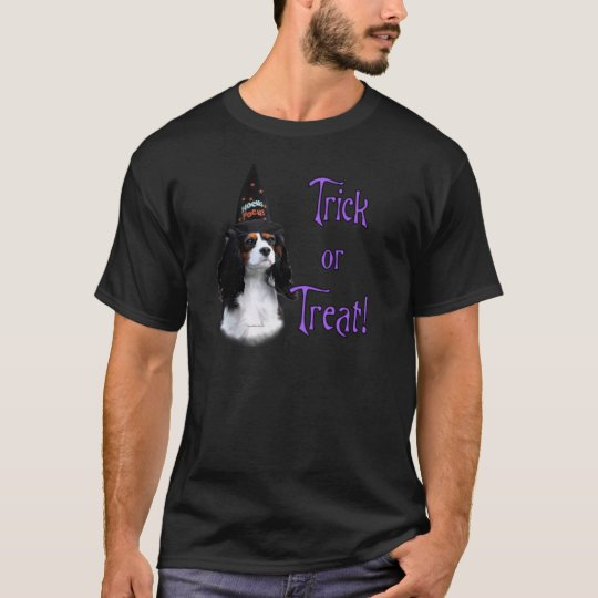 Cavalier King Charles Spaniel Trick T-Shirt
