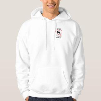 Cavalier King Charles Spaniels Must Be Loved Sweatshirt