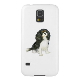 Cavalier King Charles - Tri Colored Case For Galaxy S5