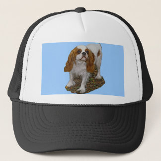 Cavalier King Charles Trucker Hat