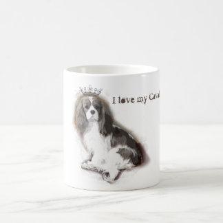Cavalier Love Mug