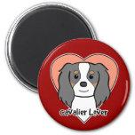 Cavalier Lover Magnet