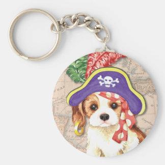 Cavalier Pirate Keychain