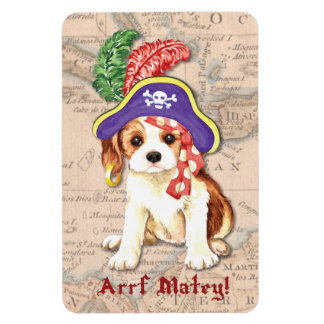 Cavalier Pirate Magnet