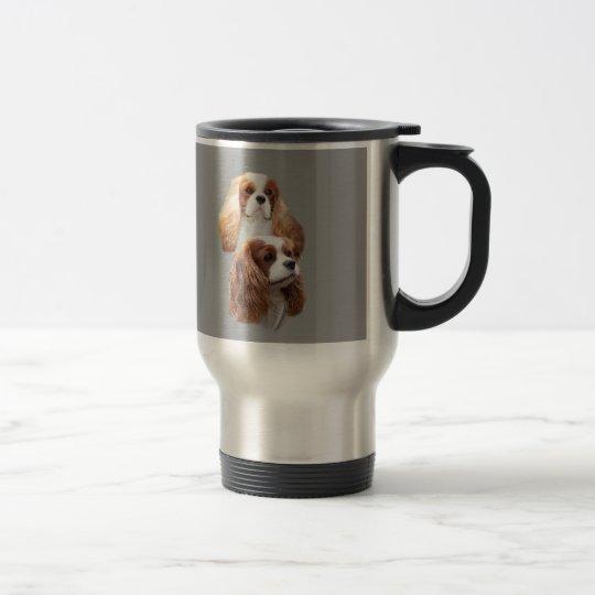 Cavalier Pretty Girls Travel Mug