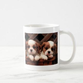 Cavalier Puppies Coffee Mug