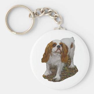 Cavalier Spaniel Key Chain
