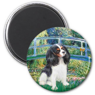 Cavalier (Tri6) - Bridge 2 Inch Round Magnet