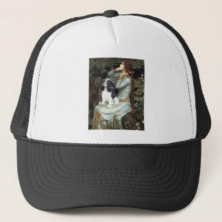 Cavalier (Tri6) - Ophelia Seated Trucker Hat